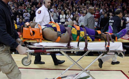lesiones cp3 Lista de jugadores Lesionados, sancionados y bajas NBA