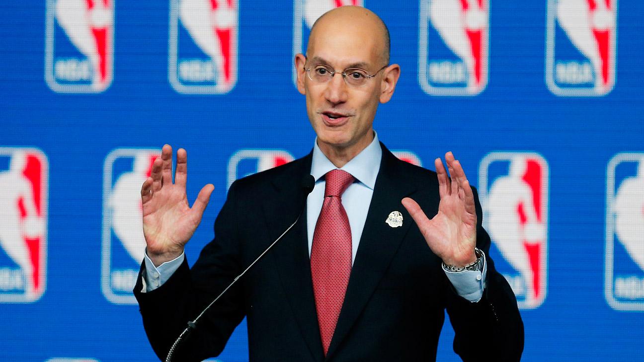 La NBA retira a Charlotte su All Star de 2017 por una Ley homófoba