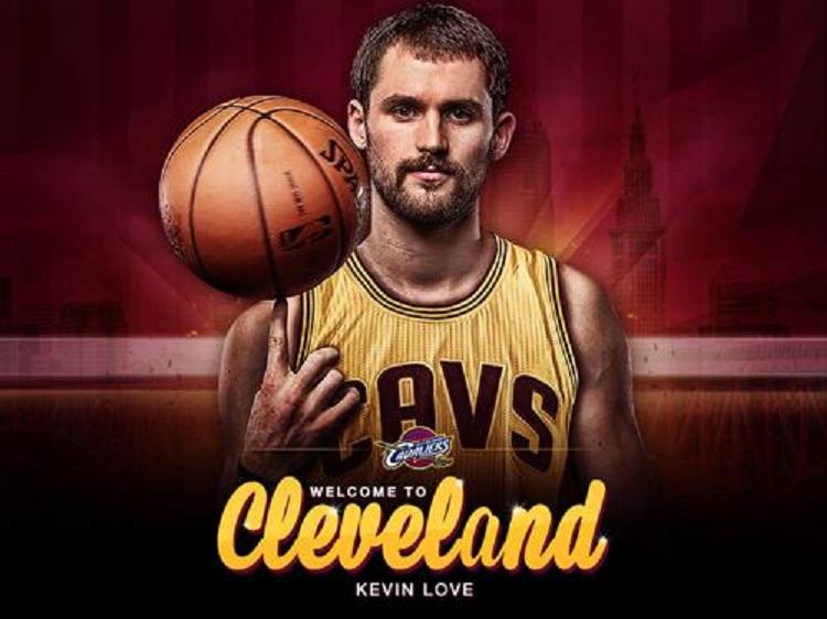 Kevin Love Wallpaper cavs : Mercado NBA: Kevin Love ya es jugador de los cleveland cavaliers