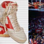 Joyas sobre suelas: Las zapatillas más míticas de la historia de la NBA
