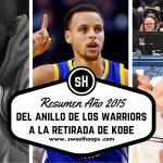 Un recorrido por la NBA en 2015: El año en el que las apariencias nos engañaron