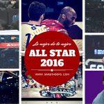Lo mejor del All Star 2016 en 21 vines, tuits y vídeos