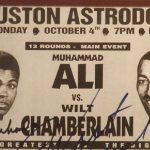 El día que Muhammad Ali y Wilt Chamberlain estuvieron a un paso de la pelea del siglo