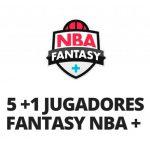 Jugadores Fantasy NBA plus 16-17