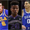 Fultz a Sixers, Lonzo Ball a Lakers y Tatum para Celtics: Así queda el Draft NBA 2017