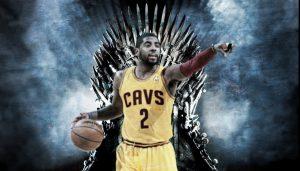 Kyrie Irving reclama su propio trono