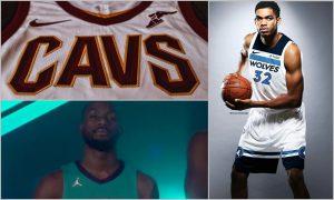 9 claves sobre las nuevas camisetas NBA de Nike