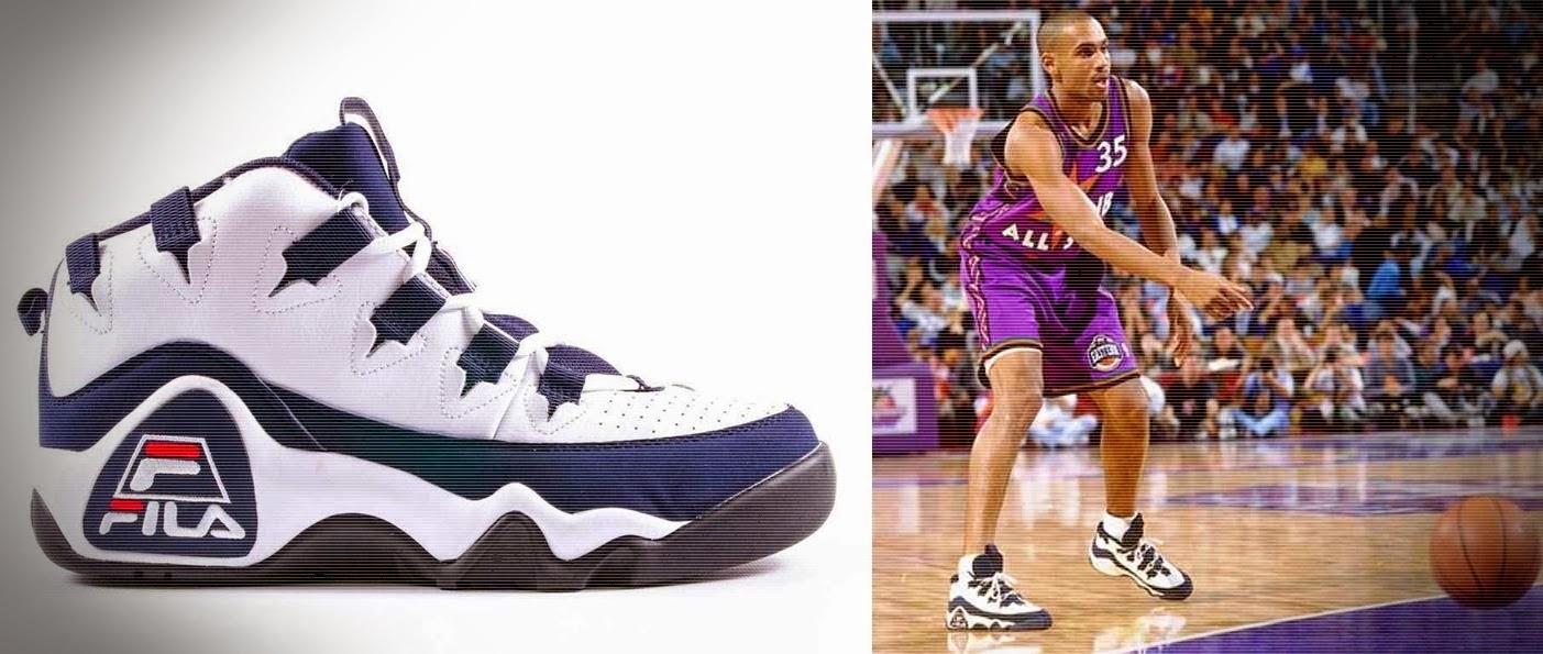 Las zapatillas más grandes de la historia de la NBA ~ el