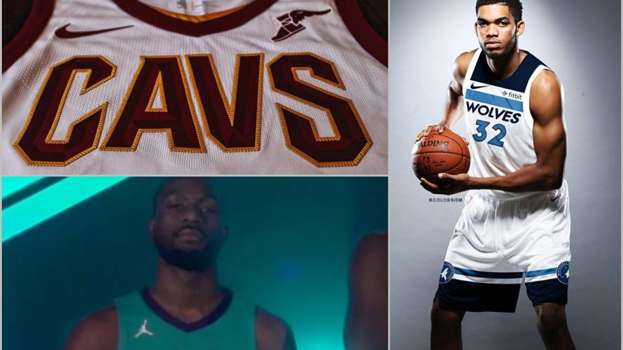 Transformador Hay una necesidad de exégesis  9 claves sobre las nuevas camisetas NBA de Nike   Sweet Hoops