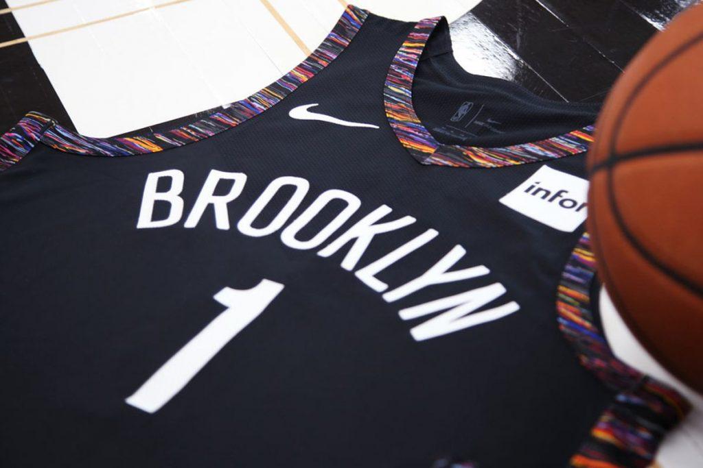 9d9e507371ae Brooklyn Nets City Edition 2018-2019 versión Biggie Smalls